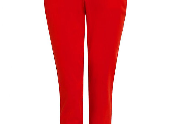 Chino fiery red