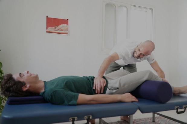 Omer Uziel - Ilan Lev Method - Treatment