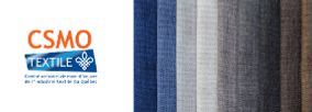 csmo textile  emploi postes disponibles mode