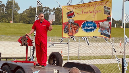 Part 3 of Running the 55 Fairlane during the Fast Fords Drag Race at Dragway 42!