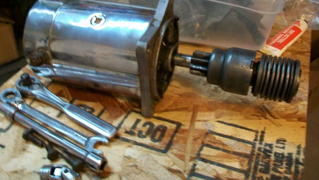 1955 Ford Part 31: Starter Upgrade