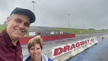 Recent Visit to Dragway 42 to prepare for Fast Fords...