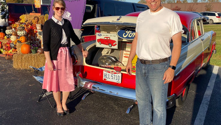 1955 Ford Part 87: Fun with the Ford