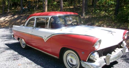 1955 Ford Follies