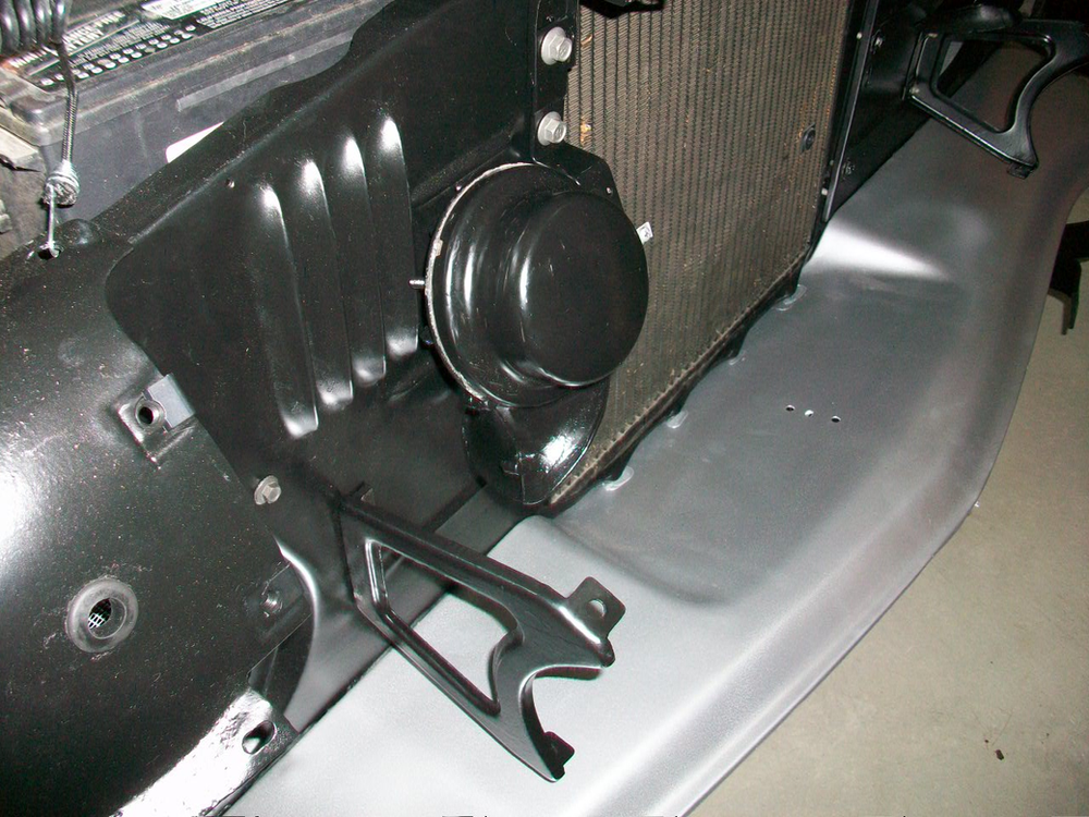 1955 Ford Part 41: Horn Wiring and Sound Test