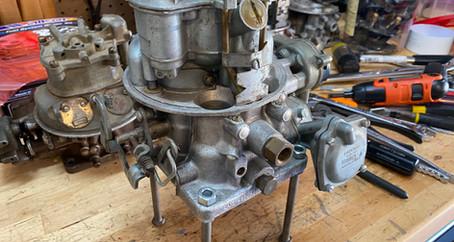 Holley 4000 Carburetors (2x4 Intake Manifold) Part 1