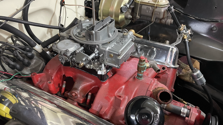 1955 Ford Part 107: Solving a Frustrating Vacuum Leak on the 292 Ford