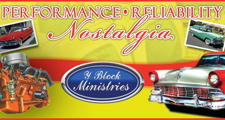 1955 Ford Part 68: Y Block Ministries