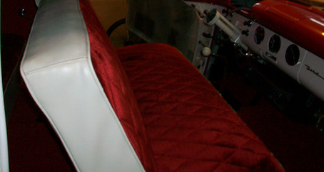 1955 Ford Part 51: Rear Seat, Front Seat Repair and Recover, Installation Part 2