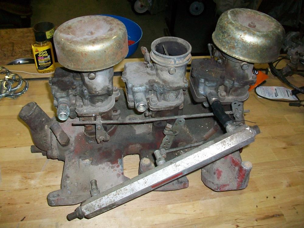 1955 Ford Part 69 Craigslist Y Block Speed Parts