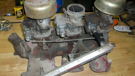 1955 Ford Part 69: Craigslist Y Block Speed Parts
