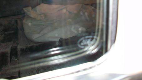 1955 Ford Part 36: Rear Quarter Windows