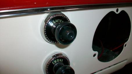 1955 Ford Part 46: 12 Volt Cigarette Lighter for Modern Power Point