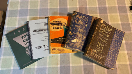 Manuals Every Ford Fanatic Should Own