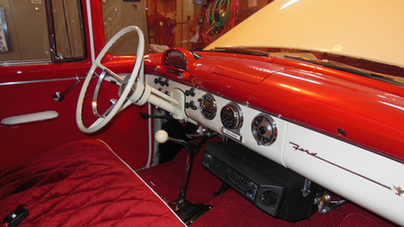 """1955 Ford Part 62: """"Houston Control, We have Heat!"""""""