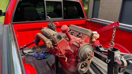 Parts for sale in North Carolina and a Junkyard find you will not believe!