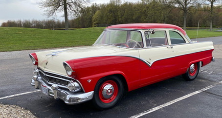 1955 Ford Part 92: Out & About in the Fairlane...
