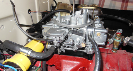 1955 Ford Part 78: The Switch from Edelbrock to Holley