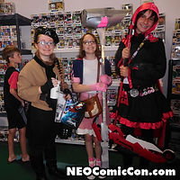 NEO Comic Con comic books book cleveland ohio comicbook cosplay anime funko pops