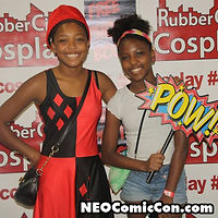 NEO Comic Con comic books book cleveland ohio comicbook cosplay harley quinn