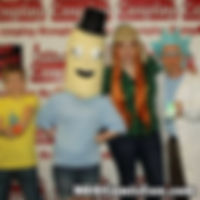 NEO Comic Con comic books book cleveland ohio comicbook cosplay rick and morty mr poopy butthole