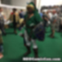NEO Comic Con comic books book cleveland ohio comicbook cosplay knightmage