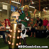 NEO Comic Con comic books book cleveland ohio comicbook cosplay dr who