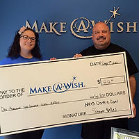 Make-A-Wish And Neo Comic Con