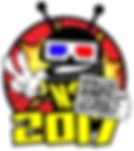 NEO Comic Con 2017 Logo QR