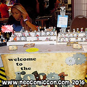 art comic books ohio neo comic con