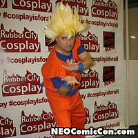 NEO Comic Con comic books book cleveland ohio comicbook cosplay dragon ball z