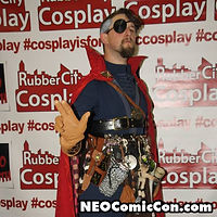 NEO Comic Con comic books book cleveland ohio comicbook cosplay dr strange