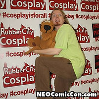 NEO Comic Con comic books book cleveland ohio comicbook cosplay scooby do