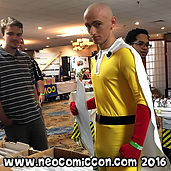 cosplay comic books ohio neo comic con