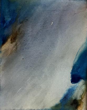 Watercolor Mini No.102