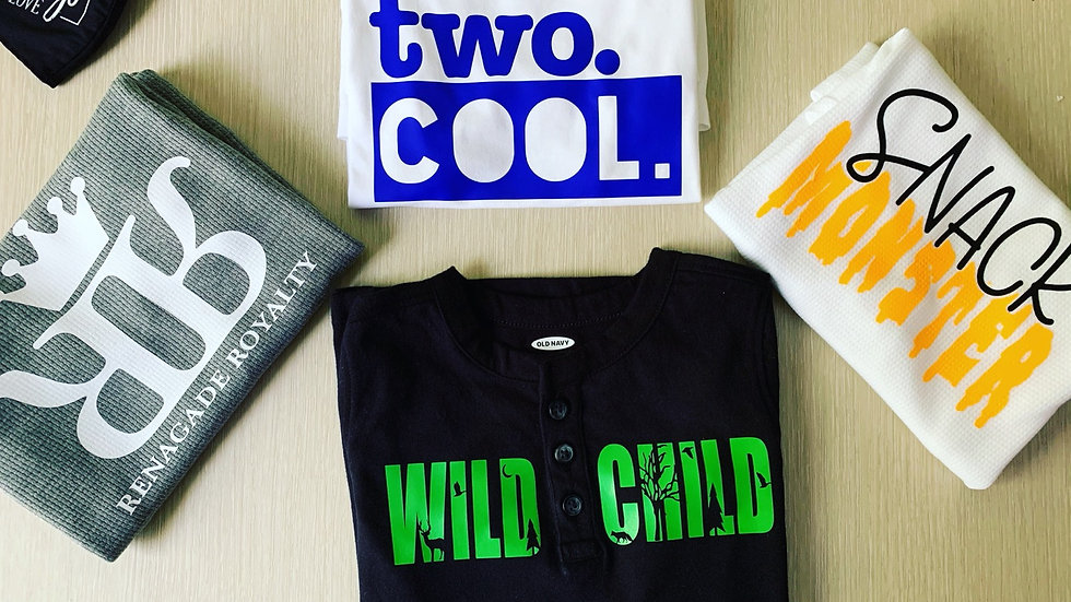 Kid/Toddler tshirts