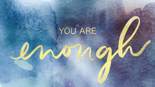 You Are Enough - An 8-Week Mental Health Journal
