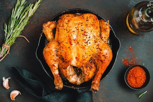 Roast Chicken Platter (Serves 8-10)