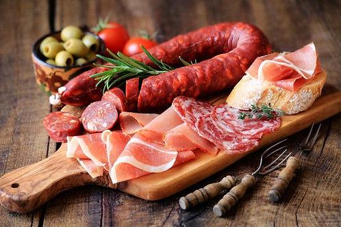 Cold Meats (Serves 8-10)