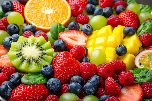 Seasonal Fresh Fruit (Serves 11-15)
