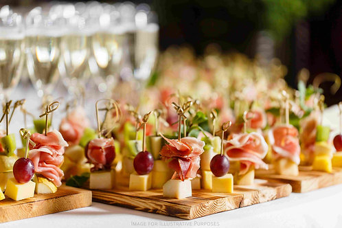 Canapés and Finger Food - Option 2