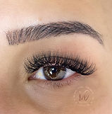Charleston SC classic eyelash extensions