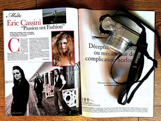 Parution magazine