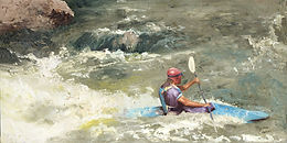 Kayaking on Rio Grande Etsy.jpg