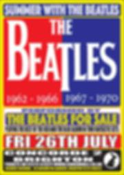 Beatles for sale A3 PCar.jpg