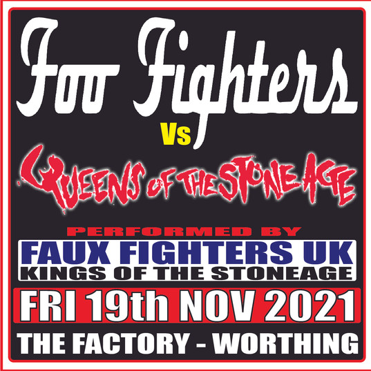 Faux fighters