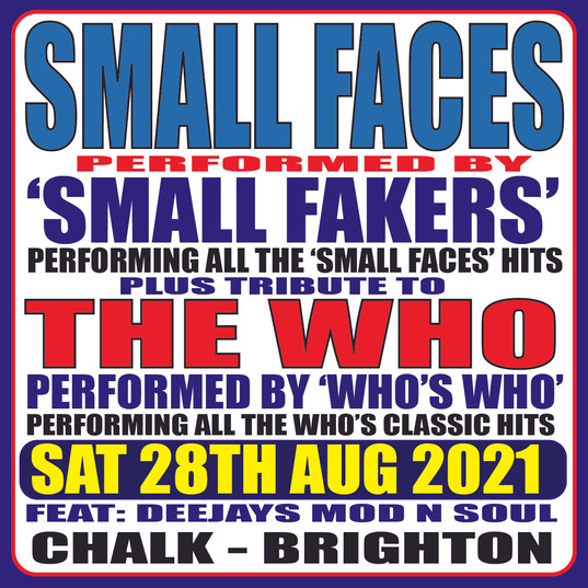 SMALL FAKERS + WHOS WHO