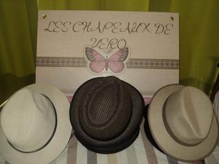 Les Chapeaux de Véro