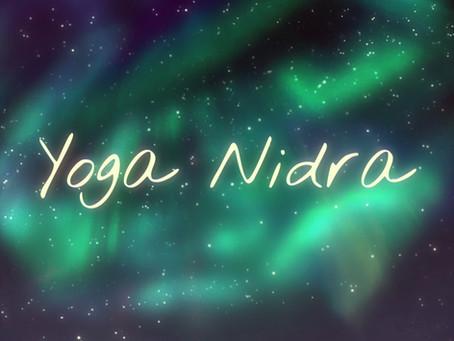 Cos'è lo Yoga Nidra - il Sonno del Beato