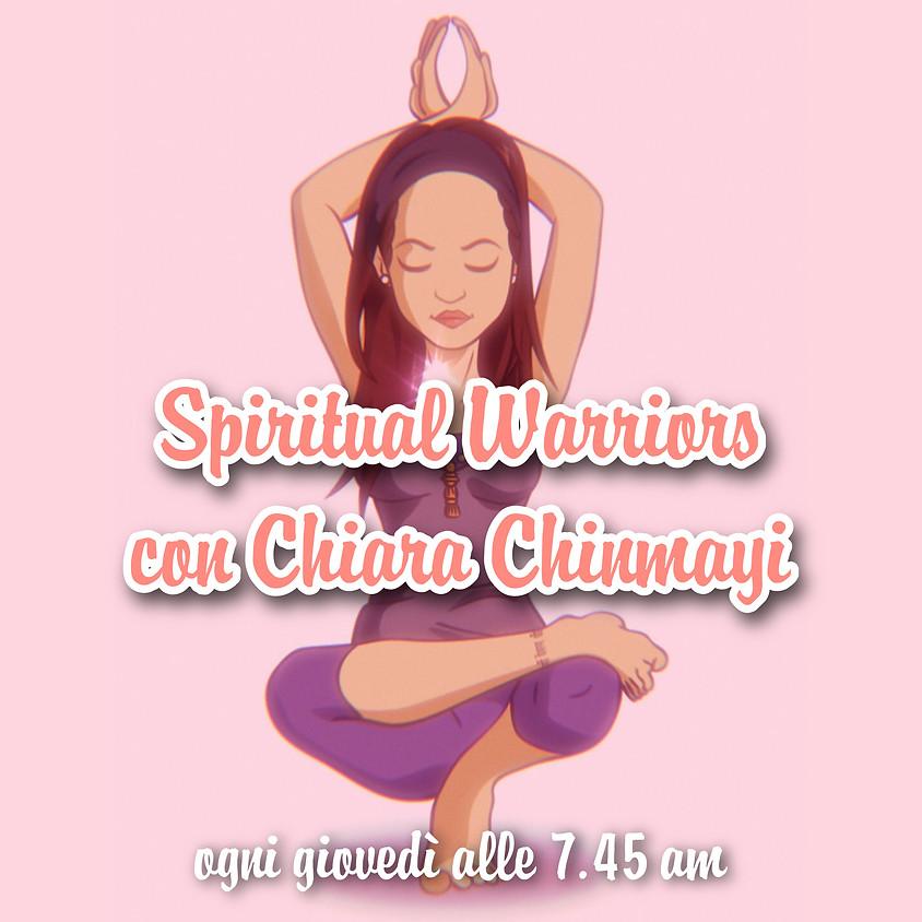 Spiritual Warriors con Chiara Chinmayi - Per Ogni Livello